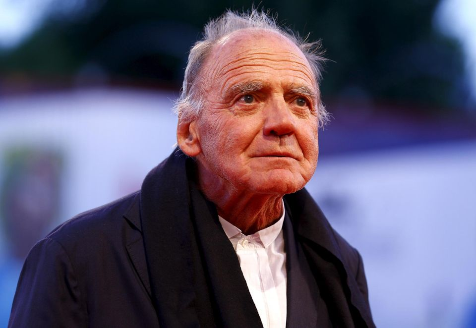 """Bruno Ganz ist bei der Premiere des Films """"Remember"""" zu Gast."""