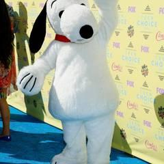 """Snoopy ist die Vorhut des neuen """"Peanuts""""-Films, der im November in die Kinos kommt."""
