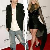 Trennungs-Frisuren: 2006 war es vorbei zwischen den Eheleuten Britney Spears und Kevin Federline.