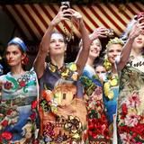 Dolce & Gabbana Frühjahr/Sommer 2016