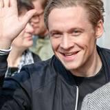Kräftigen Bartwuchs kann Matthias zwar immer noch nicht vorweisen, aber ein paar mehr Falten im Gesicht tun seinem jugendlichen Aussehen richtig gut.