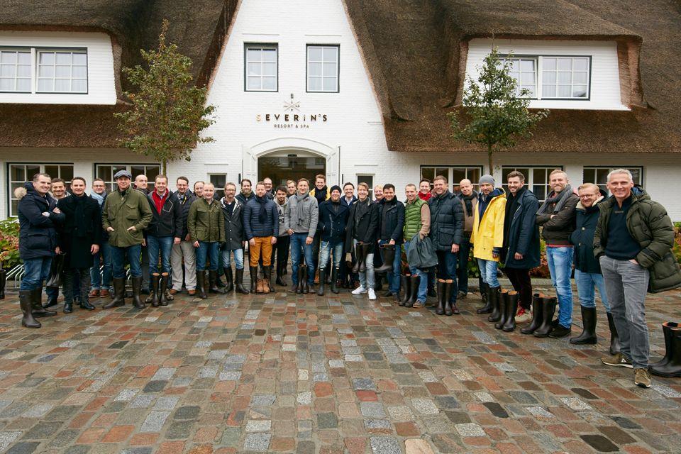 Ahoi Buddies! Die Gäste residieren im schönen Severin*s Resort & Spa.