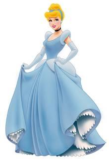 Cinderella  Welches Mädchen träumt nicht davon, dass eine gute Fee und Schuhe ihr Lebensglück bereit halten? Mit Cinderella, die vom Hausmädchen zur Prinzessin avancierte, schuf Disney eine weltweit beliebte Märchenheldin.