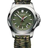 Abgesichert! Uhr mit Paracord-Armband, von Victorinox, ca. 570 Euro
