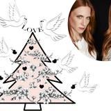Kaviar Gauche   Alexandra Fischer-Roehler und Johanna Kühl, die kreativen Köpfe des Berliner Labels, mögen es weiß, clean und unschuldig. Friedvoll flattern die Tauben