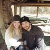 """Eine wirklich besondere Tradition haben """"Victoria's Secret""""-Model Lindsay Ellingson und ihr Liebster Sean Clayton: Seit zwei Jahren reisen sie immer wieder an den selben Ort zurück. Hier hat die Schönheit nämlich ihren Heiratsantrag von Sean bekommen."""