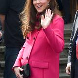 Es ist: Herzogin Catherine.