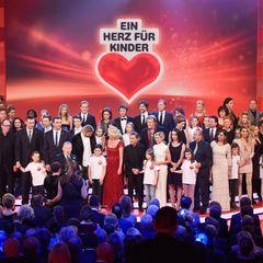 """Die """"Ein Herz für Kinder""""-Gala findet in Berlin statt."""