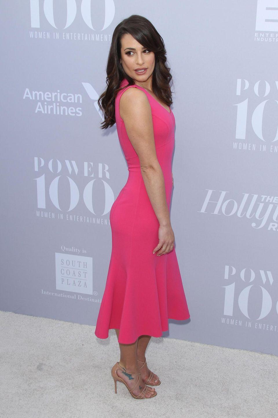 Schauspielerin Lea Michele