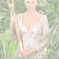"""Brigitte Nielsen  Dschungelkönigin Brigitte Nielsen hat sich in der Sommershow """"Ich bin ein Star - Lasst mich wieder rein"""" die erneute Teilnahme am Dschungelcamp erspielt.   Nur knapp verpasst die amtierende Dschungelkönigin Brigitte den Einzug in die Top 5."""