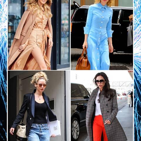 Jahresrückblick - Die schönsten Streetstyle-Looks 2015