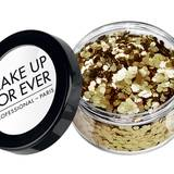 "Golden Eye: ""Extra Large Size Glitters – Gold"" von Make-Up Forever, ca. 30 Euro"