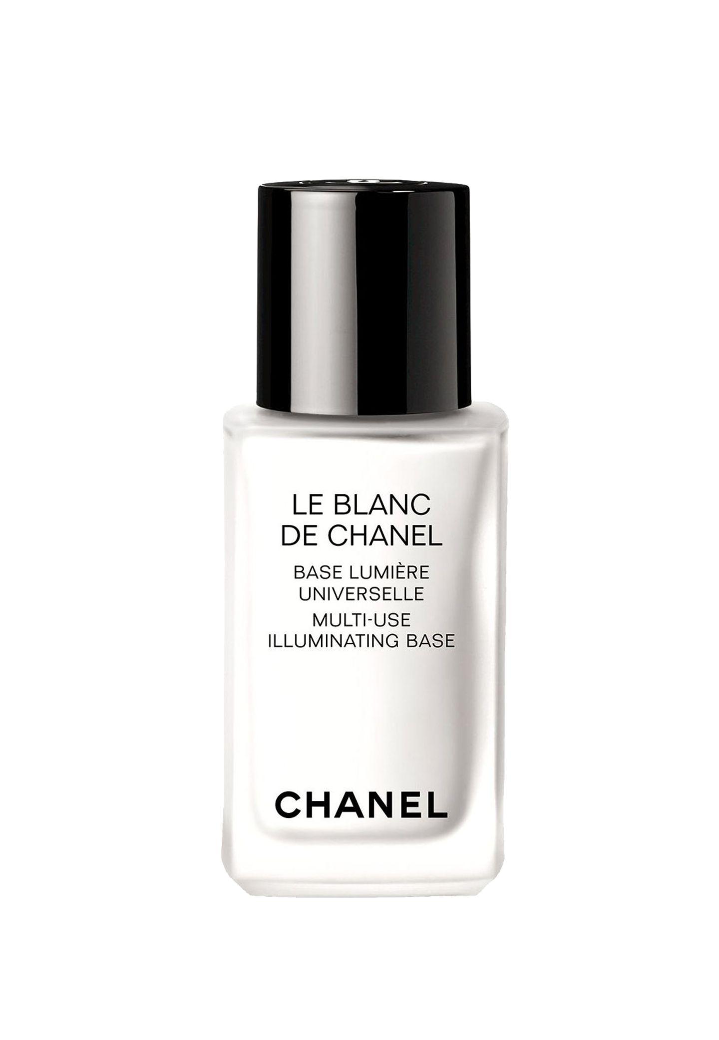 """Foundation Base """"Le Blanc de Chanel"""" von Chanel, 30 ml, ca. 45 Euro"""