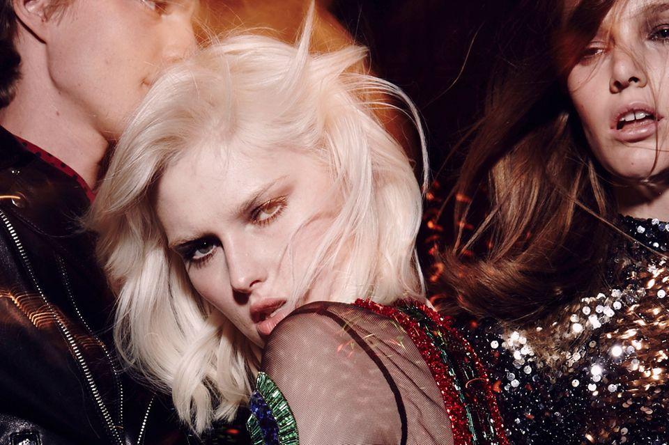 Party-Fashion: Glam de luxe