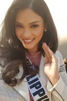 """Dieses Strahlen kann nur einer Gewinnerin gehören. Pia Alonzo Wurtzbach ist die """"Miss Universe 2015"""". Ob das an ihrem toll gezogenen Eyeliner à la Kittycat liegt?"""