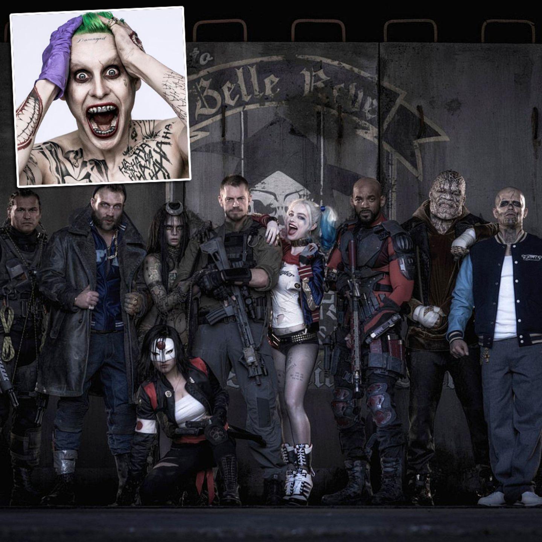 """Zeit für einen weiteren Blockbuster: Im August 2016 bringt Warner Bros. den Actionfilm """"Suicide Squad"""" in die Kinos. Oscar-Gewinner Jared Leto macht als Joker von sich reden."""