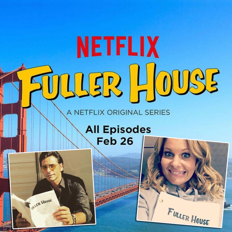 """""""Fuller House"""" startet am 26. Februar bei Netflix. Mit dabei sind natürlich John Stamos als Jesse Katsopolis und Candace Cameron Bure als Donna Jo """"D.J."""" Margaret Tanner."""