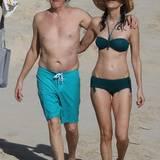 Paul McCartney und seine Frau Nancy verbringen ihren Urlaub auf Saint-Barthélemy.