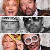 """Hugh Jackman kann einfach nicht aufhören seiner Frau süße Komplimente zu machen: """"Meine Frau - total heiß auf jedem Foto ... Und dann - bin da noch ich"""", postet der Hollywoodstar."""