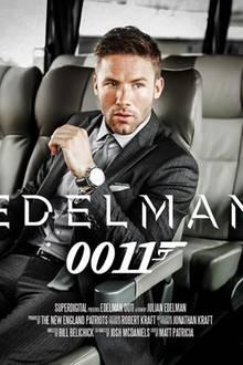 """Doch nicht nur die Rolle als National-Superheld mit Flugkräften steht Julian Edelman gut. Auch als nachdenklicher Geheimagent """"0011"""" macht er sich ausgezeichnet."""