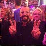Auch Ex-Beatle Ringo Starr lässt sich nicht zweimal bitten.