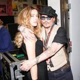 Was für ein Paar! Amber Heard und Johnny Depp