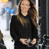 7. April 2016: Olivia Wilde wird in Manhattan gesichtet.