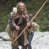 """27. September 2016: In dem Film """"The Iceman"""" spielt Jürgen Vogel den Steinzeitmenschen Ötzi. Es geht um die letzten Tage in seinem Leben und wie es zu seinem gewaltsamen Tod kam."""