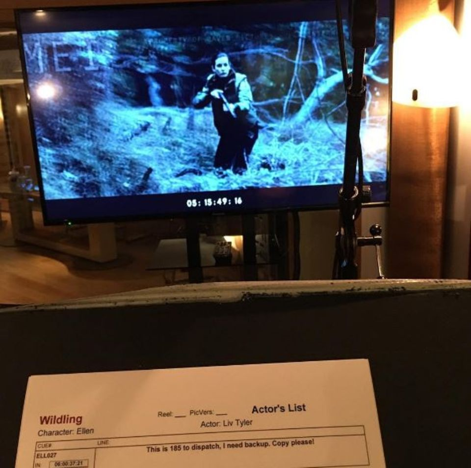 """13. Oktober 2016: Das Fantasy-Horror-Drama """"Wildling"""" befindet sich gerade in der Post Produktion und kommt 2017 in die Kinos. Liv Tyler spielt den Sheriff Ellen Cooper. Regisseur ist Fritz Böhm."""