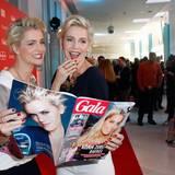 Doppelt schön: Für die Model-Zwillinge Julia und Nina Meise ist der GALA Fashion Brunch jedes Mal das Highlight der Fashion Week Berlin.