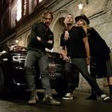 Heidi Klum hat mit ihren Jurykollegen Thomas Hayo und Michael Michalsky in der 11. Staffel jede Menge Spaß.