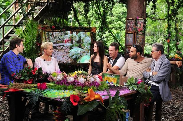 Dschungel Teilnehmer 2021