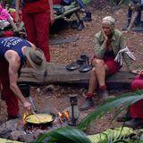 Deshalb gibt's zum Frühstück direkt Rührei für die Camper.