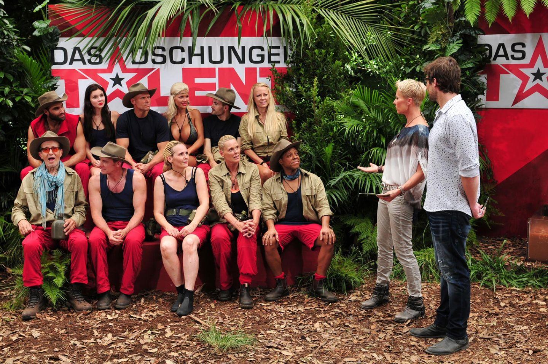 """Tag 7  Willkommen zur nächsten Prüfung namens """"Das Dschungeltalent"""": Zu ihrer siebten Prüfung wird Helena von allen ihren Mitcampern begleitet."""