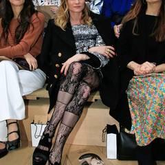 Diane Kruger sitzt als großer Chanel-Fan selbstverständlich in der ersten Reihe.