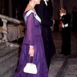 Babybauch Silvia  im Dezember 1978 zeigt sich Königin Silvia auf der Nobelpreisverleihung mit kleiner Babykugel. Sie erwartet ihr zweites Kind, Sohn Prinz Carl Philip.