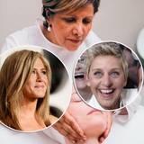 """Im """"Mila Moursi""""-Salon auf dem Sunset Boulevard in West Hollywood lassen sich Stammgäste wie Jennifer Aniston, Ellen Degeneres und Courtney Cox verschönern. Vor den Oscars bekommen die Stars von der Star-Kosmetikerin zu Hause ein """"Anti-Aging""""-Treatment, um auf dem roten Teppich den nötigen Glow zu erzielen."""