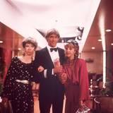 """Evelyn Hamann und Corinna Genest reisten 1981 in Folge 4 des """"Traumschiffs"""" in die Dominikanische Republik. Immer mit dabei: Sascha Hehn als Chefsteward Viktor"""