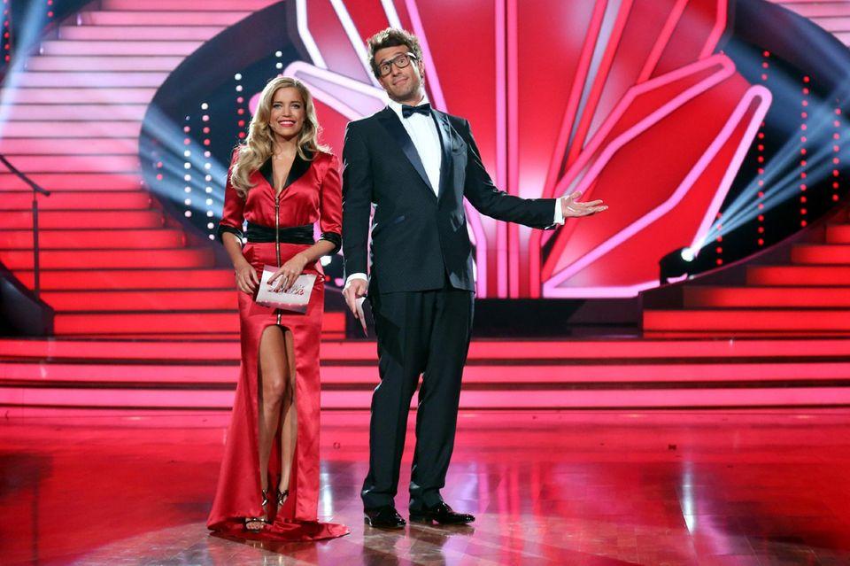 """Am 11. März startet die neunte Staffel von """"Let's Dance"""". Auch in diesem Jahr führen Sylvie Meis und Daniel Hartwich wieder durch das spannende und emotionale Tanzduell der Stars."""