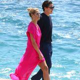 """15. Mai 2016  Heidi Klum und Vito Schnabel sind während des """"Cannes Filmfestivals"""" an die Côte d'Azur gekommen."""