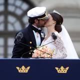 13. Juni 2015  Prinz Carl Philip und Prinzessin Sofia von Schweden