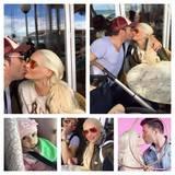 Daniela Katzenberger und Lucas Cordalis wünschen allen einen frohen Valentinstag und zeigen ihre schönsten Liebesfotos.