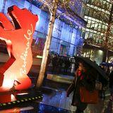 Der Bär ist das Symbol der Berlinale.