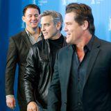 Channing Tatum, George Clooney und Josh Brolin