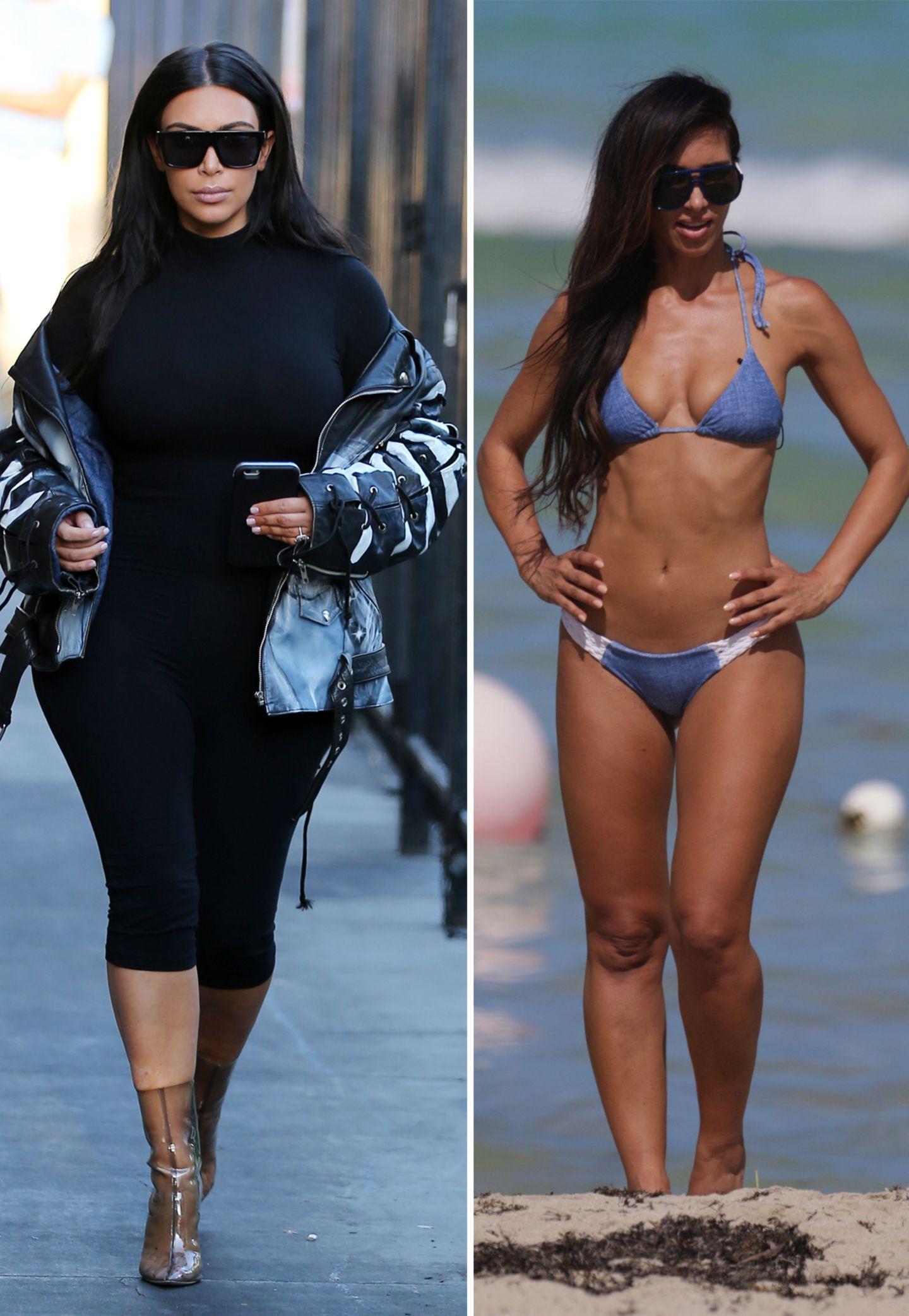 Nach ihrer Schwangerschaft will Kim Kardashian ihre Pfunde schnellst möglichst wieder loswerden. Deutlich erträglicher wenn man dafür mit drei Millionen Euro entlohnt wird. Das It-Girl hat sich nämlich einen im wahrsten Sinne des Wortes fetten Deal mit Atkins geschnappt und isst ab sofort nur noch Gemüse und Fleisch.