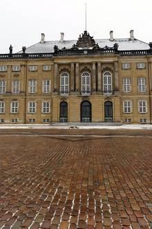 Schloss Amalienburg ist die Residenz der dänischen Königsfamilie im Herzen Kopenhagens. Vor ein paar Jahren wurde das Interieur renoviert.