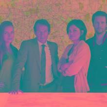 Josephin Busch, Hans-Werner Meyer, Jasmin Tabatabai, Bert Tischendorf