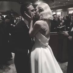 Lady Gaga macht ihrem Partner Taylor Kinney eine rührende Liebeserklärung.