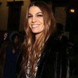 Model Bianca Brandolini ließ sich von Roberto Cavalli für die kommende Herbst/Winter Saison inspirieren.