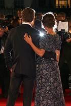 Michael Fassbender und Alicia Vikander